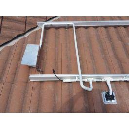 Clenergy Rail Kit Tile