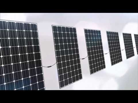6kW Enphase Micro System | Enphase and LG