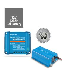 0.18kW Battery System | Victron and Century