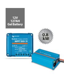 0.8kW Battery System | Victron and Century