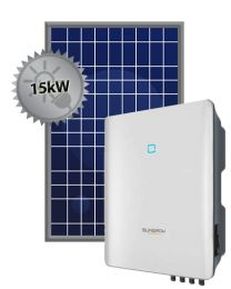 15kW Solar System | Sungrow and Trina