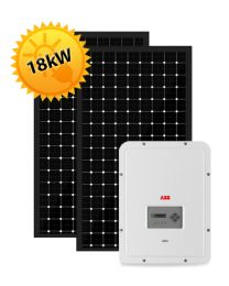 18kW Solar PV System | ABB and Trina