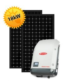 18kW Solar PV System | Fronius and Trina