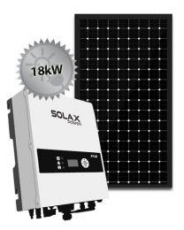 18kW Solar System | SolaX and Trina
