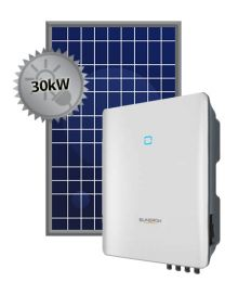30kW Solar System | Sungrow and Trina