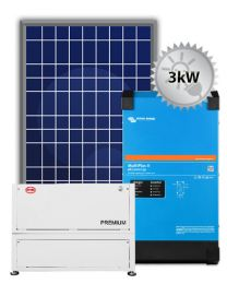 3kW Offgrid System | Victron and BYD
