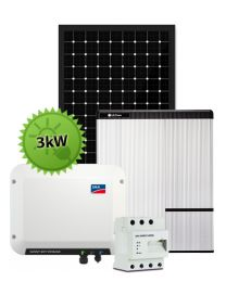 3kW Hybrid System | SMA and LG Chem
