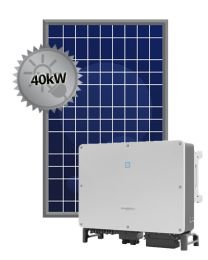 40kW Solar System | Sungrow and Trina