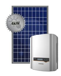 4kW Solar System | Sungrow and Trina