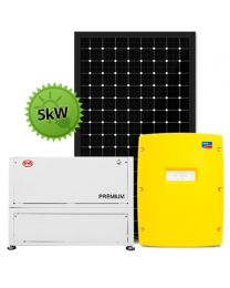 5kW Offgrid Home System | SMA and BYD