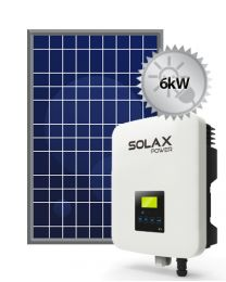 6kW Solar System | Solis and Trina