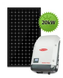 20kW Solar PV System | Fronius and LG