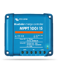 Victron MPPT Charge Controller | Victron Blue MPPT 100/15