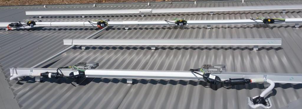 Roof Conduit