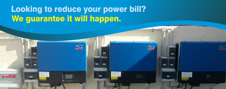 Reduce My Power Bill